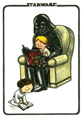 Darth Vader and Son Flexi Journal By Brown, Jeffrey
