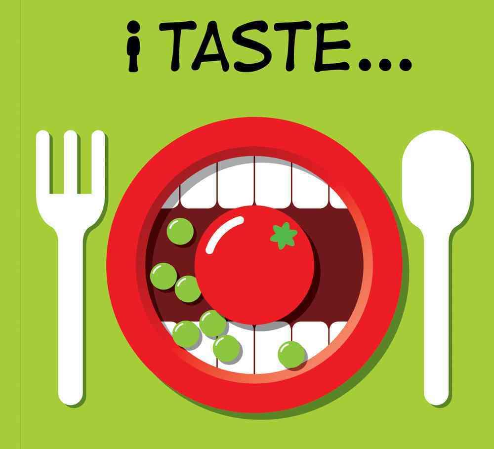 I Taste . . . By George, Patrick/ George, Patrick (ILT)